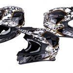 """Scorpion lance une nouvelle déco """"GNARLY"""" pour le casque VX-21 Air"""
