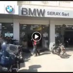 [VIDEO] Inauguration d'un nouveau Showroom BMW et YAMAHA, par SERAY MOTO