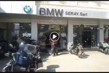[LIVE] Inauguration d'un nouveau showroom BMW et yamaha à Alger, SARL SERAY MOTO