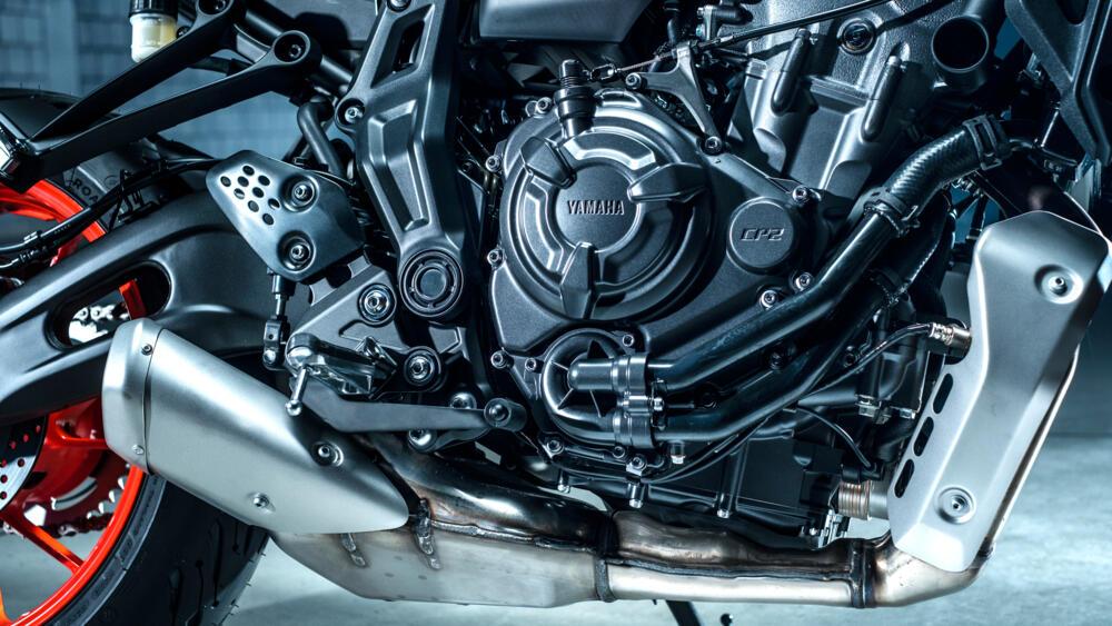 Transition dynamique pour Yamaha vers l'ère EU5