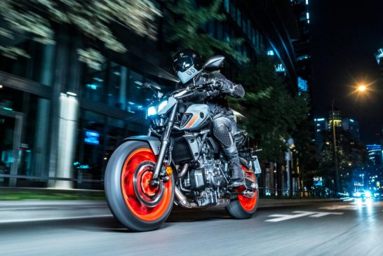 Yamaha MT-07 2021 a 6