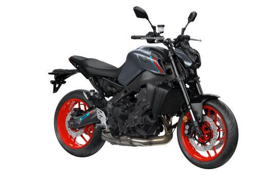 Yamaha MT-09 2021 1