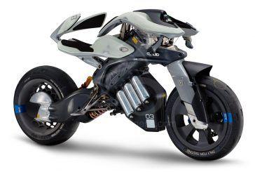 Yamaha MOTOROiD honoré par le prestigieux prix du design