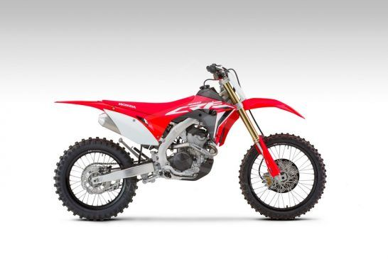 20YM HONDA CRF250RX