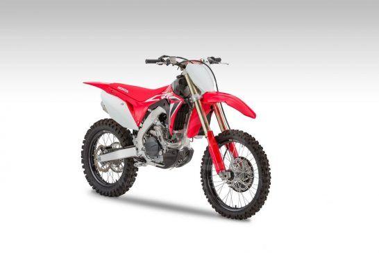 20YM HONDA CRF450RX