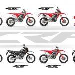 Honda présente sa gamme CRF 2020