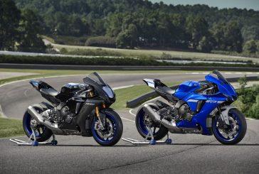 Yamaha dévoile les nouvelles YZF-R1 et YZF-R1M 2020