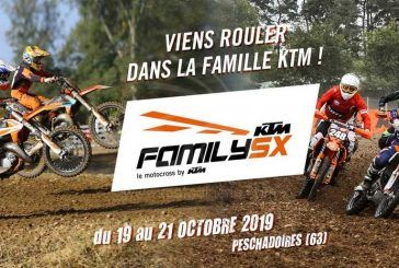 KTM FAMILY SX 2019 : LES INSCRIPTIONS SONT OUVERTES