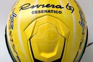Edition spéciale du CABERG DRIFT EVO en la mémoire de Marco Pantani