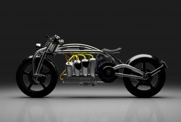 Curtiss dévoile les images de son nouveau concept électrique V8