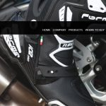 """La marque de chaussure pour moto, """"FORMA"""" débarque en Algérie"""