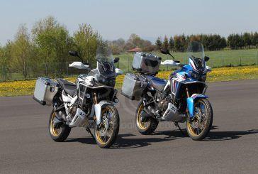 Nouveaux packs d'accessoires pour la Honda CRF1000L Africa Twin