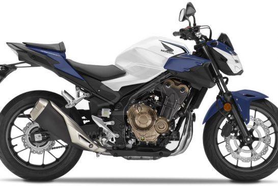Honda CB500F 2019 0