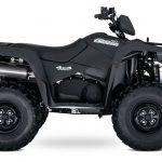 Suzuki annonce le nouvel ATV KingQuad 2020