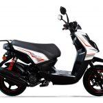 LIFAN Algérie : Nouveau scooter urbain LIBERTY LF150T-12C