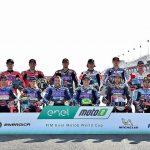 MotoE : Michelin partenaire de la première compétition moto 100% électrique