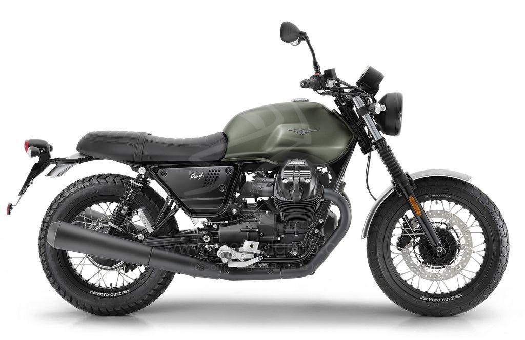 Moto Guzzi V7 III Rough 2019