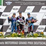 MotoE : Tuuli remporte une première course interrompue