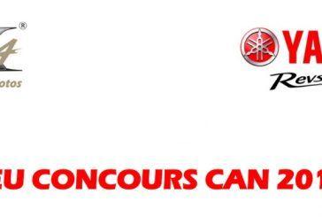 ProX4 : Jeu concours de Yamaha Algérie pour la CAN 2019
