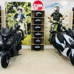 Le SYM CRUISYM 300i Disponible au prix de 755.000 DA