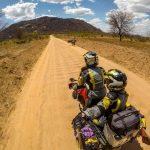Marta et Lucas un couple qui parcourent le globe en moto avec Touratech