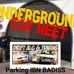 Underground Car Meeting 2019