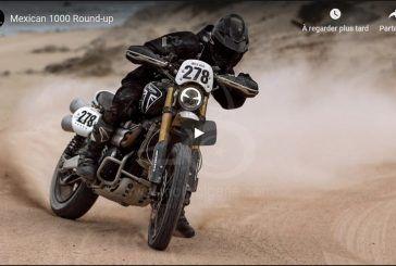 [VIDÉO] Courses de désert avec Ernie Vigil sur Triumph Scrambler 1200