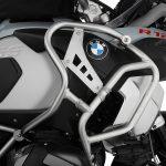 Wunderlich : Nouveaux Crash-Barres pour la BMW R1250GS Adventure