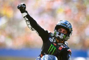 MotoGP - Yamaha : Contrat de deux ans pour Vinales