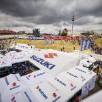 Suzuki célèbre un événement spécial à Sachsenring avec ses fans