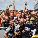 Moto3 : Coup double pour Canet à Brno
