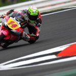 Moto3 - Silverstone : Arbolino conserve la tête