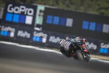 MotoGP - Silverstone : Yamaha hisse ses quatre pilotes au sein du Top 7