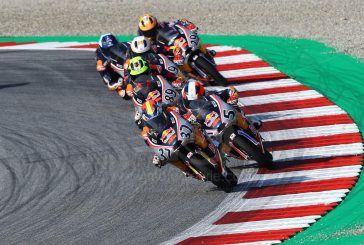 Red Bull MotoGP Rookies Cup : Acosta victorieux à Spielberg