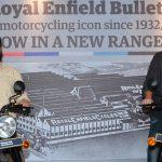 """Royal Enfield lance de nouvelles variantes du """"Bullet"""""""