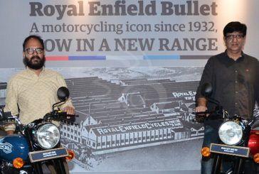 Royal Enfield lance de nouvelles variantes du