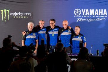 MXGP : Yamaha présente la nouvelle organisation et la structure de l'équipe 2020