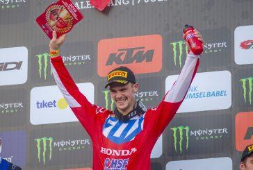 MXGP : Tim Gajser remporte le Championnat du monde 2019