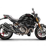 """Ducati dévoile le nouveau coloris de sa Monster 1200 S 2020, qui devient """"Black on Black"""""""