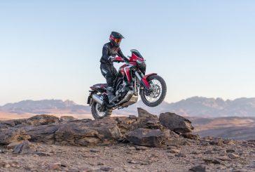 La Honda Africa Twin met le cap sur l'Islande pour la 3e édition de l'Adventure Roads