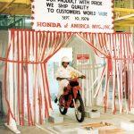 Honda célèbre 40 ans de fabrication aux États Unis d'Amérique