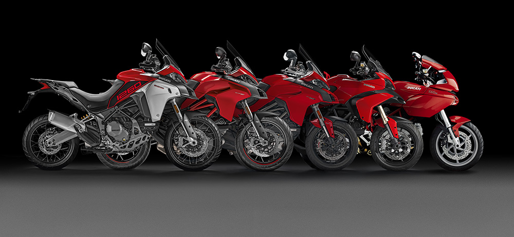 Ducati Multistrada evolution
