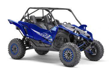 Yamaha présente sa gamme SSV 2020