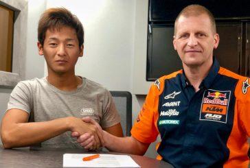 Moto3 : Toba signe chez Red Bull KTM Ajo pour 2020