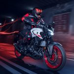 [VIDEO] La nouvelle YAMAHA MT-03 2020