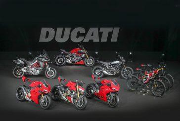 Ducati présente ses nouveautés pour 2020