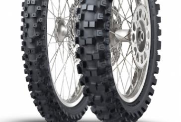 Dunlop lance le tout nouveau pneu MX : le Geomax MX53