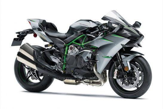 Kawasaki Ninja H2 CARBON 2020 1