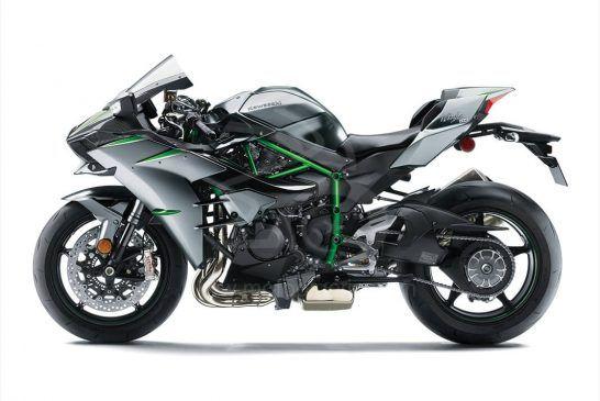 Kawasaki Ninja H2 CARBON 2020 2