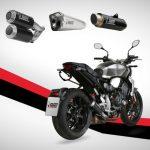 Mivv équipe le nouveau Sport Café de Honda : la CB1000R